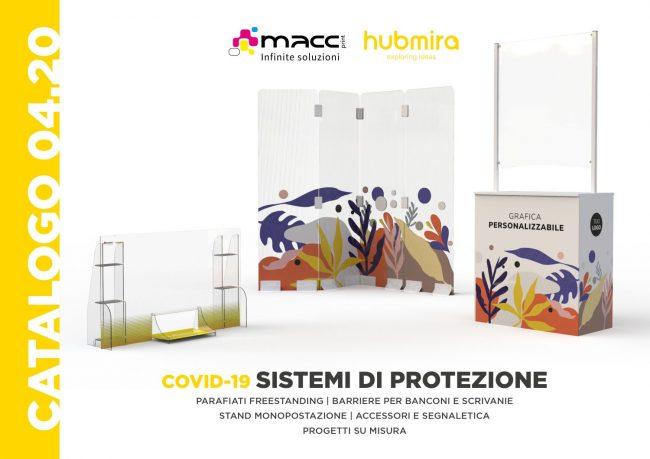 Hubmira - Sistemi di protezione COVID-19